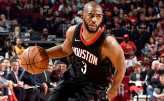 """""""Rockets"""" ir """"Warriors"""" - NBA Vakarų konferencijos finale"""