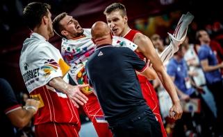 """Serbai žengė į """"Eurobasket 2017"""" finalą"""