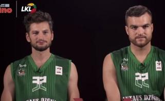 """""""Protų kovos"""": """"Dzūkijos"""" žaidėjai išvardijo Europos čempionus ir pamiršo Lietuvą"""