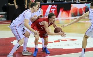 """""""Rytas"""" Krasnodare iškovojo gyvybiškai svarbią pergalę"""