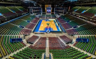 LKF sustabdė prekybą bilietais į olimpinės atrankos turnyrą Kaune