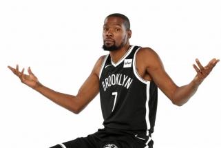 """""""Nets"""" išbandys K.Durantą vidurio puolėjo pozicijoje"""