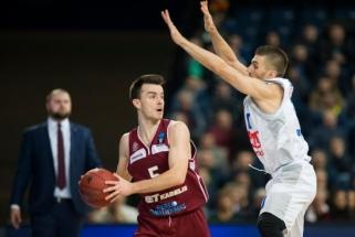 A.Juškevičius pakartojo Europos taurės rekordą (tritaškių šou video)