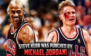 """S.Kerras apie muštynes su M.Jordanu: """"Išlaikiau testą. Po to mūsų santykiai tapo geresniais"""""""