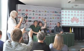 Lietuvos krepšinio rinktinei - palaikymo akcija internete
