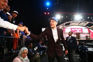 Pagaliau: Sirvydis atsidarė taškų sąskaitą NBA lygoje