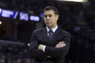 """""""Kings"""" atleido vyriausiąjį trenerių, tarp pretendentų jį pakeisti - ir E.Messina"""