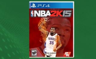 Konsolių žaidėjams - NBA 2k15 traileris (VIDEO)