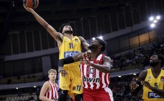 """""""Maccabi"""" gynėjui debiutas Europoje nepatiko - ketina grįžti į NBA"""