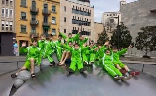 """Costa Brava Girona Basket Cup"" turnyre - dvi Sabonio vardo komandos"