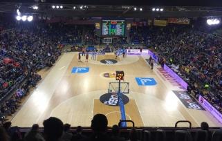 """Eurolygos vadovas kirto """"Barcelonai"""": jūsų arena - prasčiausia Europoje"""