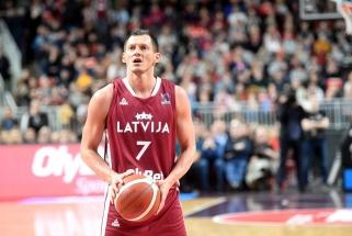 """Karjerą baigia """"Ryto"""" garbę gynęs latvių snaiperis – ilgametis rinktinės kapitonas"""