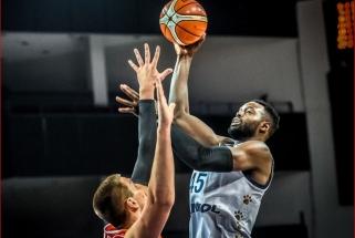 """""""Neptūnas"""" paskutinėmis sekundėmis nusileido Belgijos čempionams"""