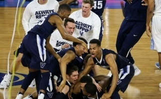 Beprotiškas finišas: NCAA finale – du tritaškiai per paskutines 5 sek. ir Vilanovos triumfas