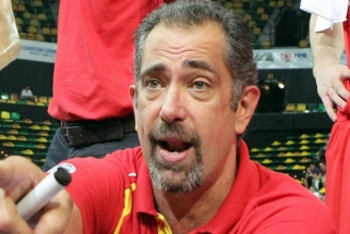 Ispanijos rinktinė liko be vyriausiojo trenerio
