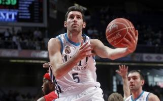 Eurolygos savaitės žaidėjas - asmeninį rekordą pagerinęs R.Fernandezas