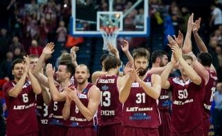 """""""Lietkabelis"""" Europos taurės starte nepaliko vilčių Izraelio čempionams"""