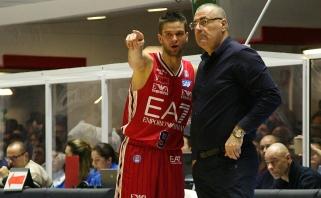 M.Kalniečio atstovaujamas Milano klubas gali keisti trenerį
