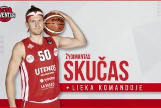 """Kovingasis Ž.Skučas lieka """"Juventus"""" gretose"""