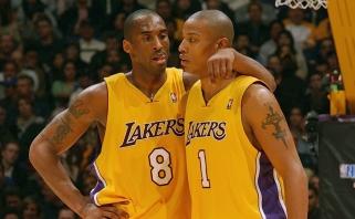 """C.Butleris: Kobe dar galėtų žaisti """"Lakers"""" ir turėti 17 taškų vidurkį"""