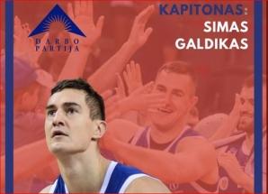 """S.Galdiko vedama """"Darbo partija"""" - paskutinė Vasaros lygos komanda"""