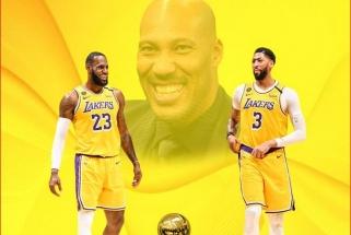 """LaVaras: """"Lakers"""" turi man padėkoti už iškovotą čempionų titulą"""