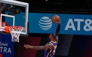 Fantastiški LeBrono ir Giannio dėjimai - gražiausi NBA nakties momentai