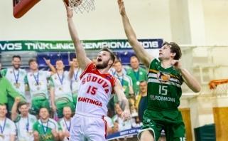 NKL apžvalga: dviejų klubų lyderiavimas bei žalgiriečio K.Kriisos debiutas Estijos rinktinėje