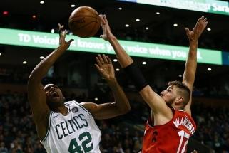 """Vienas """"Celtics"""" lyderių A.Horfordas: ketinu žaisti iki 40-ies"""