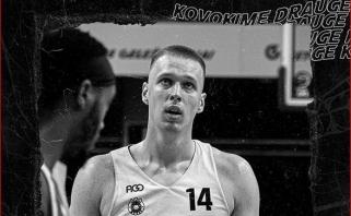 """Transliuoti rungtynių ukrainiečiams neleidęs """"Rytas"""" šventė pergalę"""