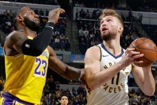 """NBA """"Visų žvaigždžių"""" rungtynių rinkimuose – D.Sabonio šuoliukas aukštyn"""