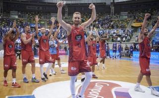 """""""Ryto"""" varžovus sutriuškinęs Kačino klubas – ACB lygos lyderis"""