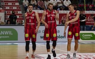 """""""Rytas"""" laimėjo turnyrą Lenkijoje, bet prarado legionierių"""