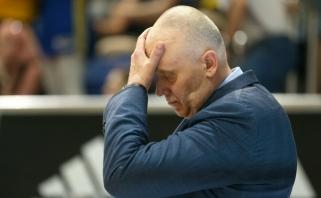 """Kurtinaičio """"Chimki"""" paskendo klaidose, CSKA parodė raumenis"""