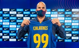 """""""Barcai"""" prisistatęs N.Calathesas: anksčiau negalėjau pakęsti Jasikevičiaus"""