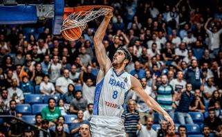 Vienas garsiausių Izraelio krepšininkų L.Eliyahu prabilo apie karjeros pabaigą