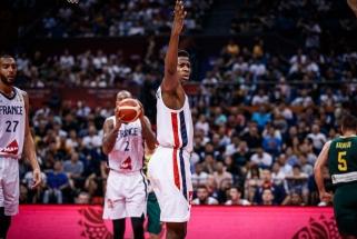 """Prancūzijos rinktinės gynėjas F.Ntilikina: šį sezoną """"Knicks"""" nustebins visus"""