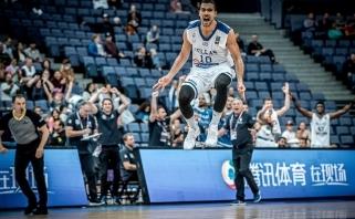 R.Vyšniauskas: Graikija - rimtas iššūkis jau aštuntfinalyje