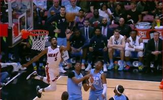 Neįtikėtinas D.Joneso metimas - NBA Top 10 viršūnėje