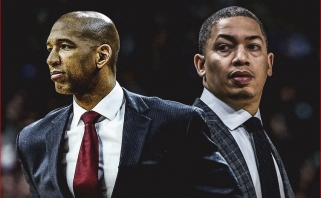 "T.Lue ir M.Williamsas netiko ""Lakers"""