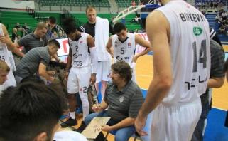 """""""Ryto"""" varžovų dvikovoje pergale džiaugėsi A.Parakhouskis su """"Partizan"""""""