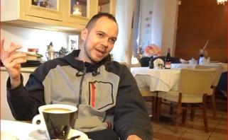 """S.Babrauskas - apie legendinę Šaro frazę, muštynes """"Lietuvos ryto"""" treniruotėse ir kovas su """"Žalgiriu"""""""