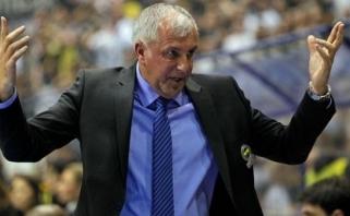 """Supykusi """"Fenerbahče"""" pamokė Ankaros klubą ir žengė į pusfinalį"""
