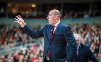 Štelmaheris prisiima atsakomybę už latvių fiasko, save peikia ir žaidėjai