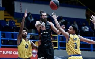 """""""Ryto"""" varžovai suklupo Graikijos Supertaurės finale"""