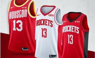 """""""Rockets"""" pristatė naujojo sezono aprangas"""
