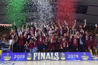 """Venecijos klubas lemiamame finalo mūšyje sutriuškino """"dizainerių"""" skriaudikus"""