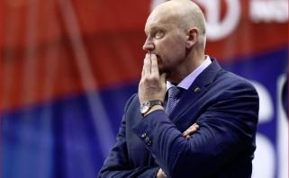 R.Kurtinaičio auklėtiniai nepasipriešino čempionų titulą apgynusiems CSKA