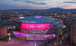 NBA klubų vadovai mano, kad geriausia vieta sezono atnaujinimui - Las Vegasas