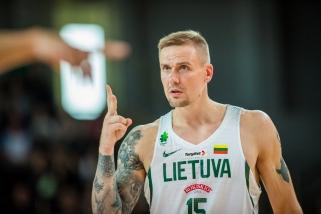 Ačiū! R.Javtokas baigė karjerą Lietuvos rinktinėje